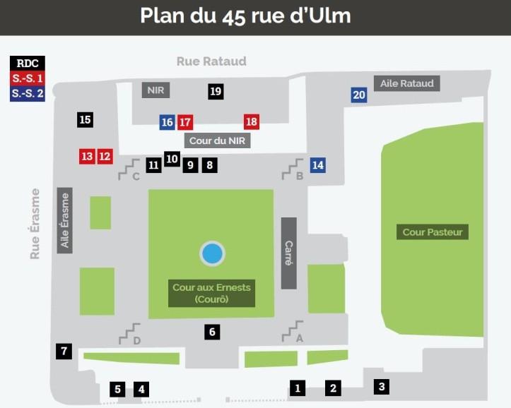 Plan ENS 1