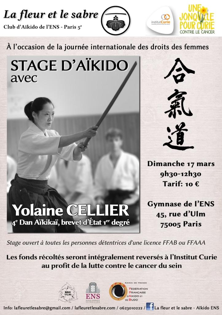 Affiche Stage LFLS Curie 2019