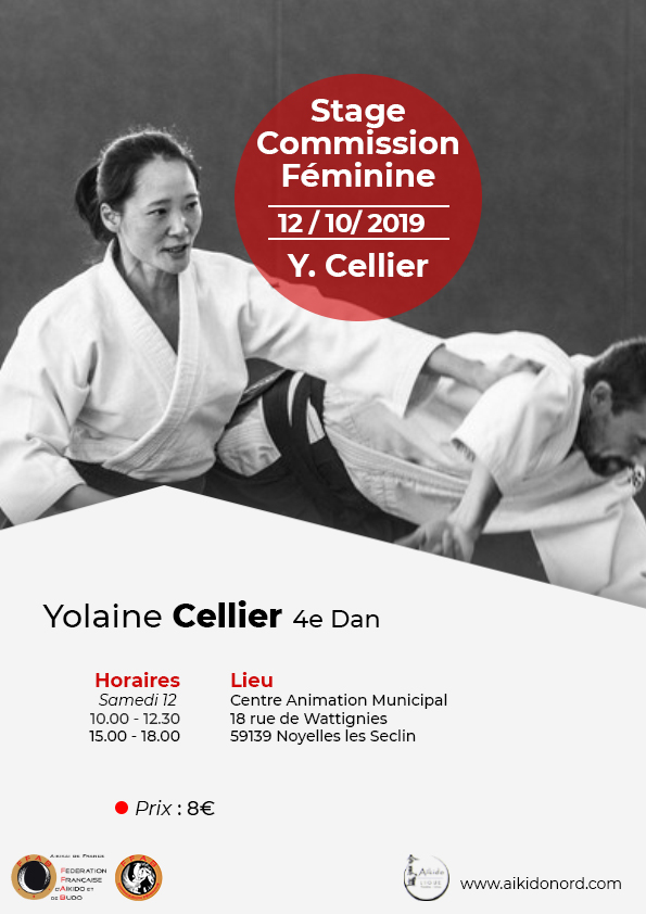 Stage Yolaine Cellier 12-10-2019
